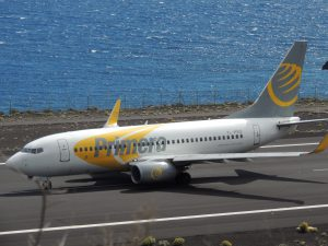 Primera air flyver for BravoTours
