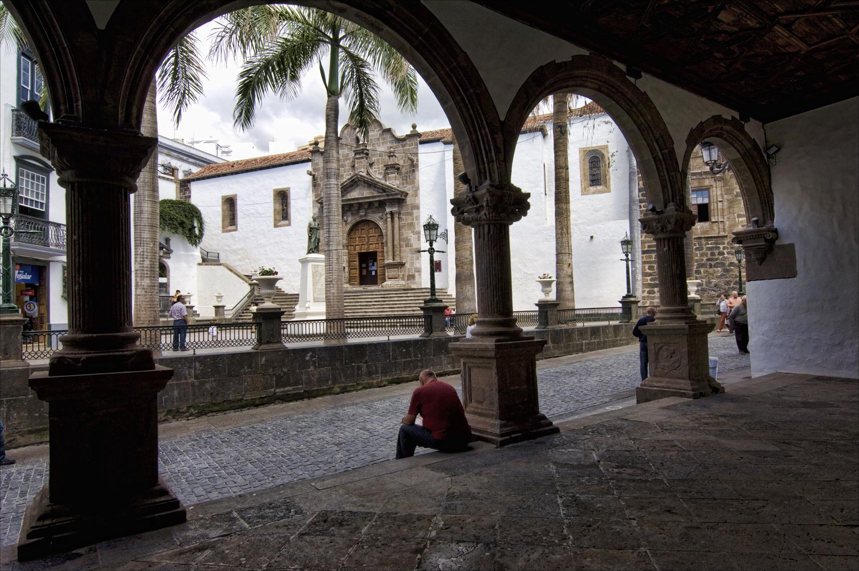 Plaza de España i Santa Cruz de La Palma
