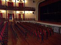 Teatro Circo del Marte har fået nyt interior