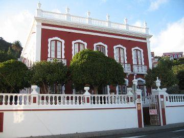 Et smukt rødt hus: Casa Roja - Det røde hus