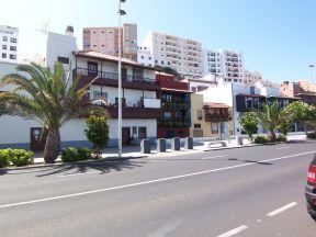 Det er nok den mest fotograferede del af Avenida Maritima