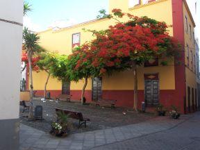 Dette er en af de smukkeste pladser i Santa Cruz